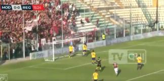 MODENA-REGGIO AUDACE, AL BRAGLIA TRIONFANO I GRANATA 1-0