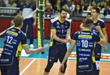 MODENA VOLLEY, ALTRO NETTO 3-0 IN CASA DI RAVENNA