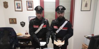 SASSUOLO, ARRESTATO GROSSISTA DI COCAINA E HASHISH