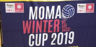 PALLAVOLO ANDERLINI, AL VIA L'11^ EDIZIONE DELLA MOMA WINTER CUP
