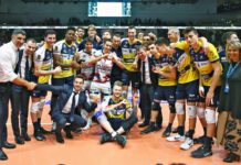 MODENA VOLLEY, RAVENNA KO E FINAL FOUR CONQUISTATE